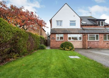 Thumbnail 3 bed semi-detached house to rent in Wagtail Drive, Northway, Tewkesbury
