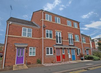 Thumbnail 4 bed terraced house for sale in Gloucester Close, Redditch