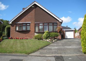Thumbnail 4 bedroom bungalow for sale in Crossfields, Bromley Cross, Bolton