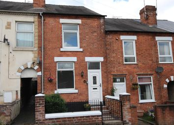 Thumbnail 3 bed terraced house for sale in Fletcher Street, Heanor