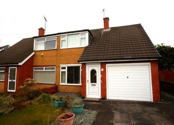 Thumbnail 3 bedroom semi-detached house for sale in Ashenhurst Road, Alsager, Cheshire