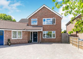 Thumbnail 5 bed detached house for sale in Dales View, Washbrook, Ipswich