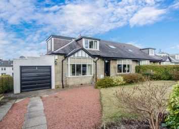 Thumbnail 4 bedroom semi-detached bungalow for sale in Greenhill Avenue, Giffnock, Glasgow