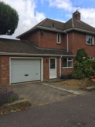 Thumbnail 3 bed semi-detached house to rent in Glenmore Gardens, Norwich, Norfolk