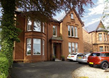 Thumbnail 3 bed flat for sale in London Road, Kilmarnock