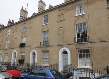 Thumbnail 2 bedroom flat to rent in Daniel Street, Bathwick, Bath