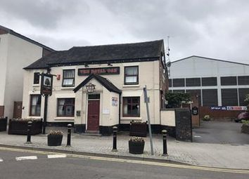Thumbnail Pub/bar for sale in Royal Oak, 1 Station Road, Stoke-On-Trent, Staffordshire
