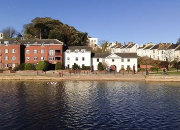 Thumbnail 2 bed flat for sale in Old Vicarage Close, The Green, Ide, Exeter