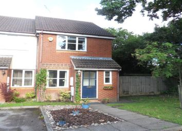Thumbnail 2 bedroom end terrace house to rent in Dunford Place, Binfield, Bracknell