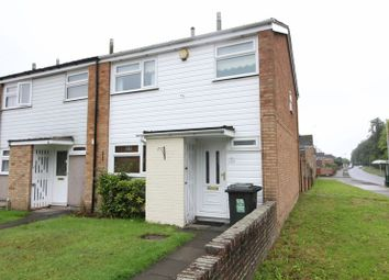 Thumbnail 3 bed end terrace house to rent in Bramhanger Acre, Luton