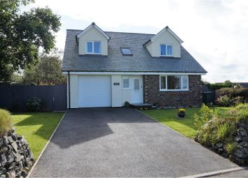 Thumbnail 3 bed detached bungalow for sale in Highgate Hill, St. Columb
