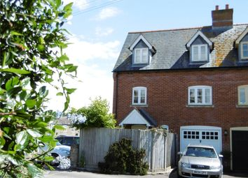 Thumbnail 3 bed end terrace house to rent in South Island Mews, Church Street, Bridport