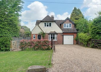 Thumbnail 4 bed detached house for sale in Bousley Rise, Ottershaw, Surrey
