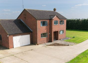 Thumbnail 4 bed detached house for sale in Desborough Road, Stoke Albany, Market Harborough