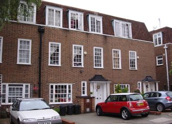 Thumbnail 4 bed town house to rent in The Marlowes, St Johns Wood