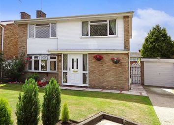 Thumbnail 3 bedroom detached house for sale in Lawn Lane, Chelmsford, Essex
