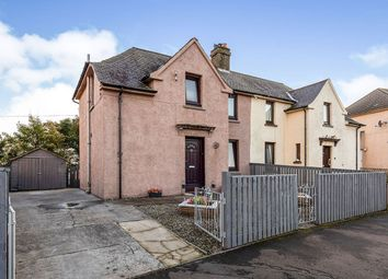 Thumbnail 3 bed semi-detached house for sale in Shepherd Crescent, Burntisland, Fife