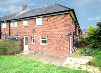 Thumbnail 2 bedroom terraced house for sale in Toppham Way, Sheffield
