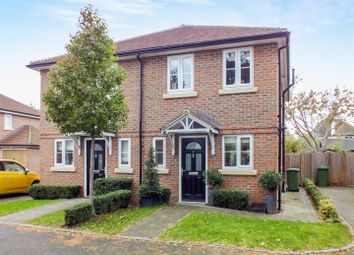 Thumbnail 2 bed property to rent in Carlcott Close, Walton-On-Thames