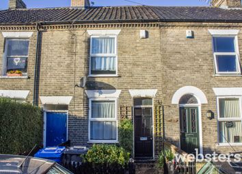 Thumbnail 3 bedroom terraced house for sale in Swansea Road, Norwich