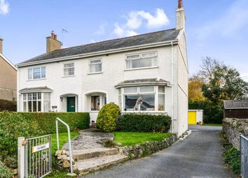 Thumbnail 4 bed semi-detached house for sale in Lon Sarn Bach, Abersoch, Gwynedd