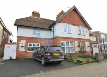 Thumbnail 2 bed flat for sale in Lymington Road, Highcliffe, Christchurch