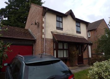Thumbnail 3 bed detached house to rent in Coleridge Crescent, Killay, Swansea