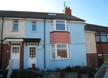 Thumbnail 4 bed terraced house for sale in Kimberley Road, Brighton