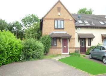 Thumbnail 2 bed end terrace house for sale in Bordeaux Close, Northampton, Northamptonshire