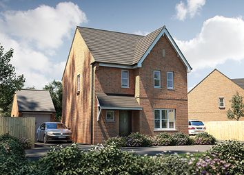 "Thumbnail 3 bed detached house for sale in ""The Whitfield"" at Winchester Road, Fair Oak, Eastleigh"