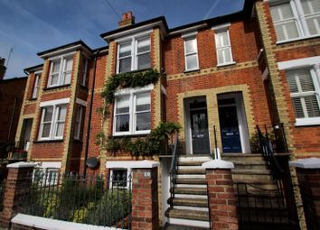 Thumbnail 2 bed terraced house to rent in Rothes Road, Dorking