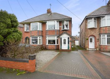 Thumbnail 3 bed semi-detached house for sale in Boothferry Road, Hessle