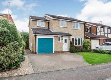 4 bed detached house for sale in Fosbrooke Drive, Long Eaton, Nottingham, Nottinghamshire NG10