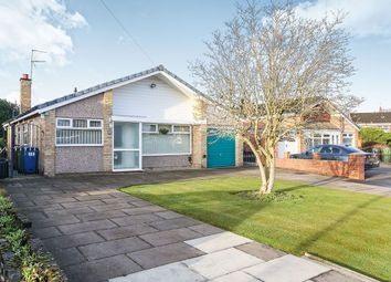 Thumbnail 3 bed bungalow for sale in Flint Close, Stockport
