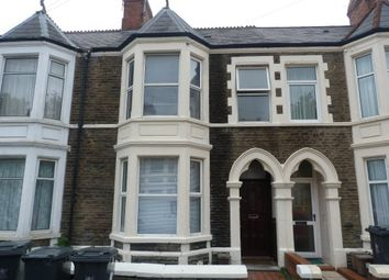 Thumbnail 6 bed property to rent in Colum Place, Cathays, Cardiff