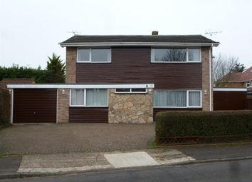 Thumbnail 4 bed detached house for sale in Huntercombe Close, Taplow, Maidenhead