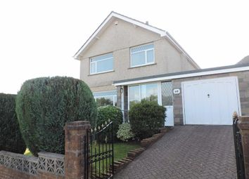 Thumbnail 4 bed detached house for sale in Cwmgelli Road, Morriston, Swansea