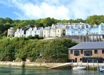 Thumbnail 2 bed flat for sale in The Moorings, Hannafore Road, Looe, Cornwall