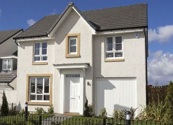 "Thumbnail 4 bedroom detached house for sale in ""Fernie"" at Cortmalaw Crescent, Robroyston, Glasgow"