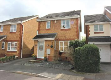 Thumbnail 3 bedroom detached house for sale in Dickenson Road, Taw Hill, Swindon