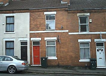 Thumbnail 3 bed terraced house to rent in Carmelite Road, Stoke