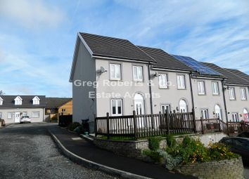 Thumbnail 3 bed end terrace house for sale in Prince Llewellyn Court, Tredegar, Blaenau Gwent.