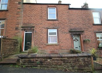 Thumbnail 2 bed terraced house for sale in Graham Street, Penrith, Cumbria