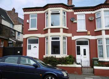 Thumbnail 3 bed terraced house for sale in Riversdale Road, Wallasey, Wirral