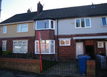 Thumbnail 4 bedroom terraced house for sale in Siddington Avenue, Stockport, Greater Manchester