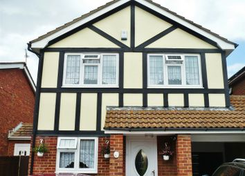 Thumbnail 4 bed link-detached house for sale in Coniston Road, Canvey Island