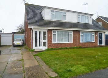 Thumbnail 3 bedroom semi-detached house to rent in Warwick Gardens, Rayleigh