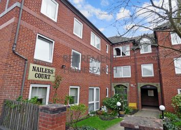 Thumbnail 2 bedroom flat for sale in Nailers Court, Bromsgrove