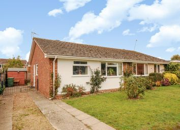 Thumbnail 2 bed bungalow for sale in Redwood Close, Southmoor