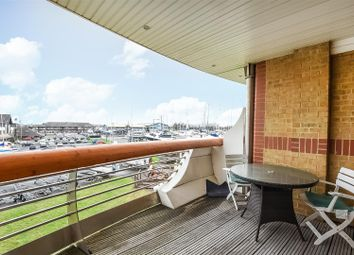 Thumbnail 2 bed flat for sale in Victory House, Lock Approach, Port Solent